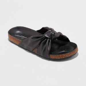 Universal Thread | Junie Knotted Footbed Sandals